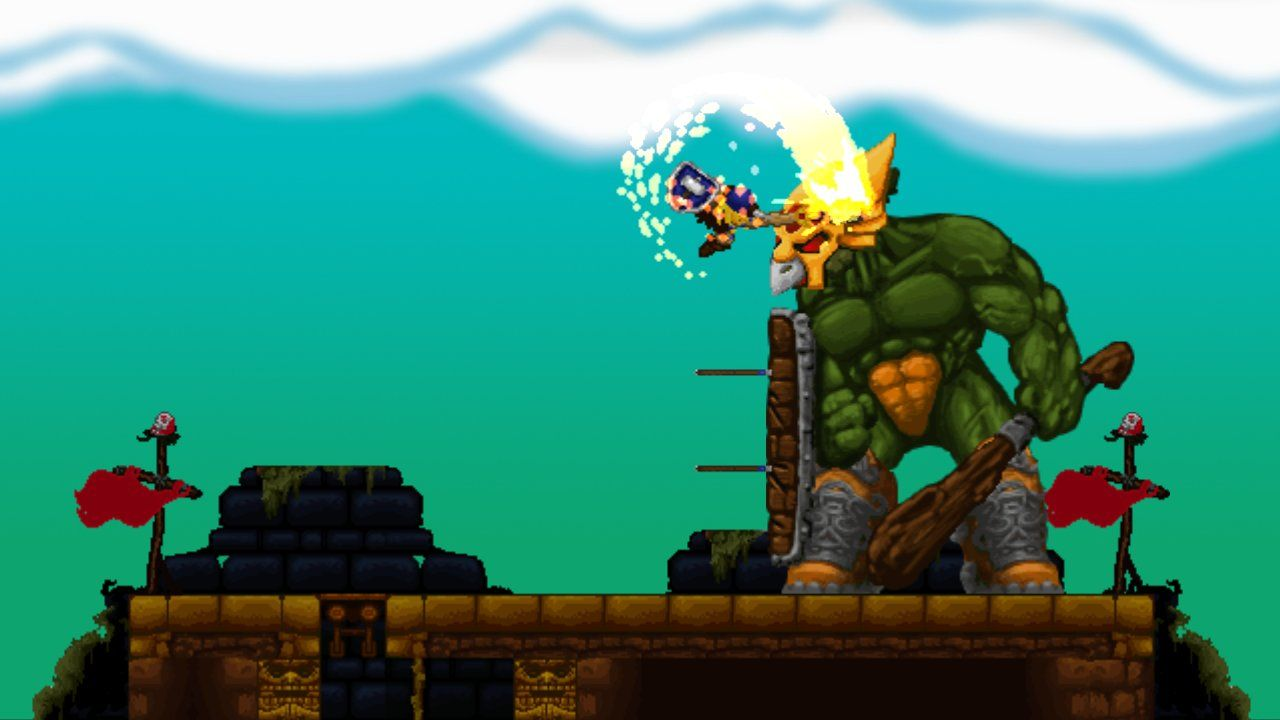 Volgarr the Viking : La version PS4 en approche