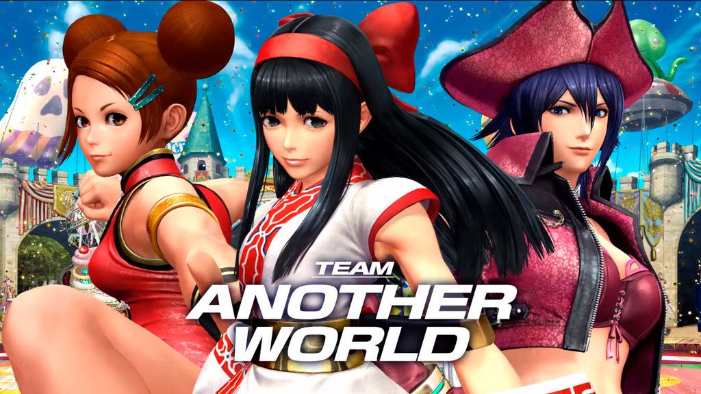 The King of fighters XIV : L'équipe Another world