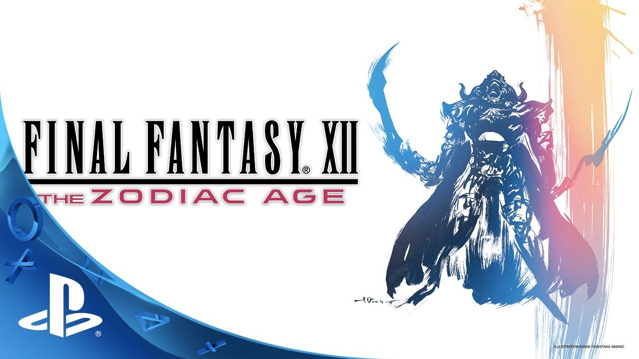 Final Fantasy XII The Zodiac Age : La nouvelle vidéo Gamespot