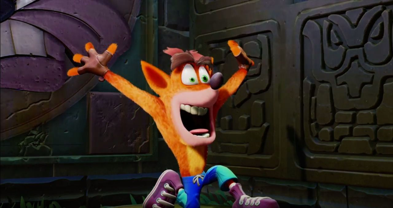Crash Bandicoot N Sane trilogy : Trailer PSX 2016