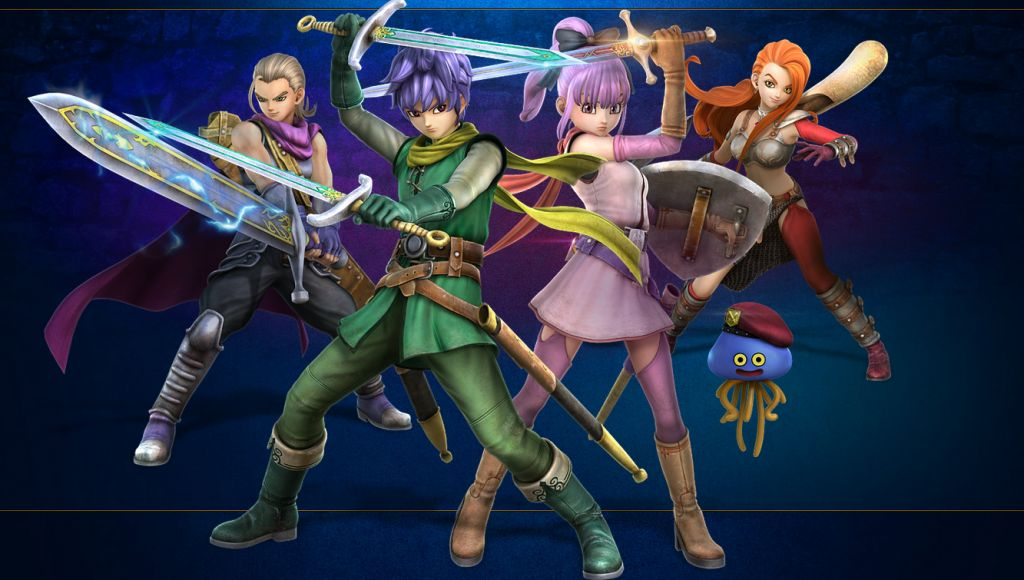 Dragon Quest Heroes 2 : confirmé en occident