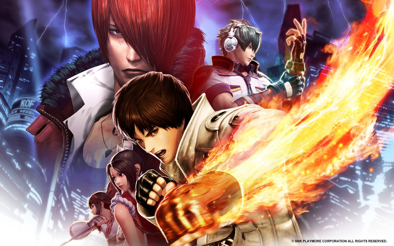 The King of Fighters XIV : La mise à jour que tout le monde attendait est disponible !