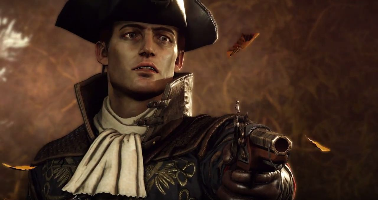 Greedfall : Trailer d'annonce