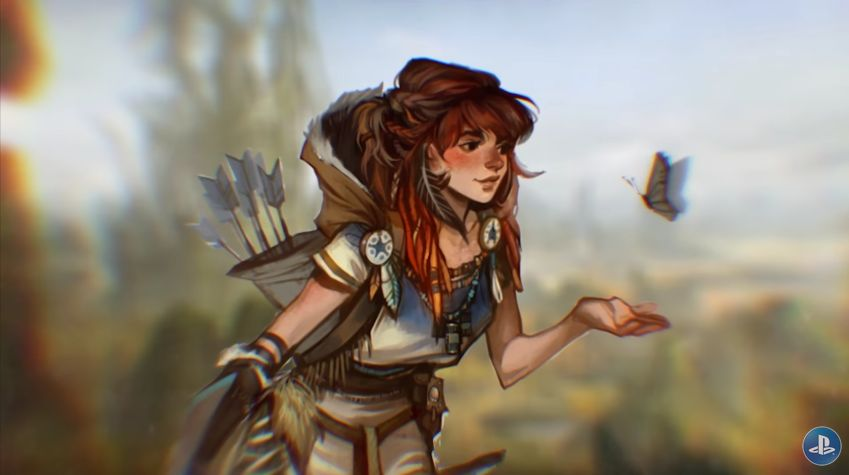 Horizon Zero Dawn : Le second carnet de développeur !