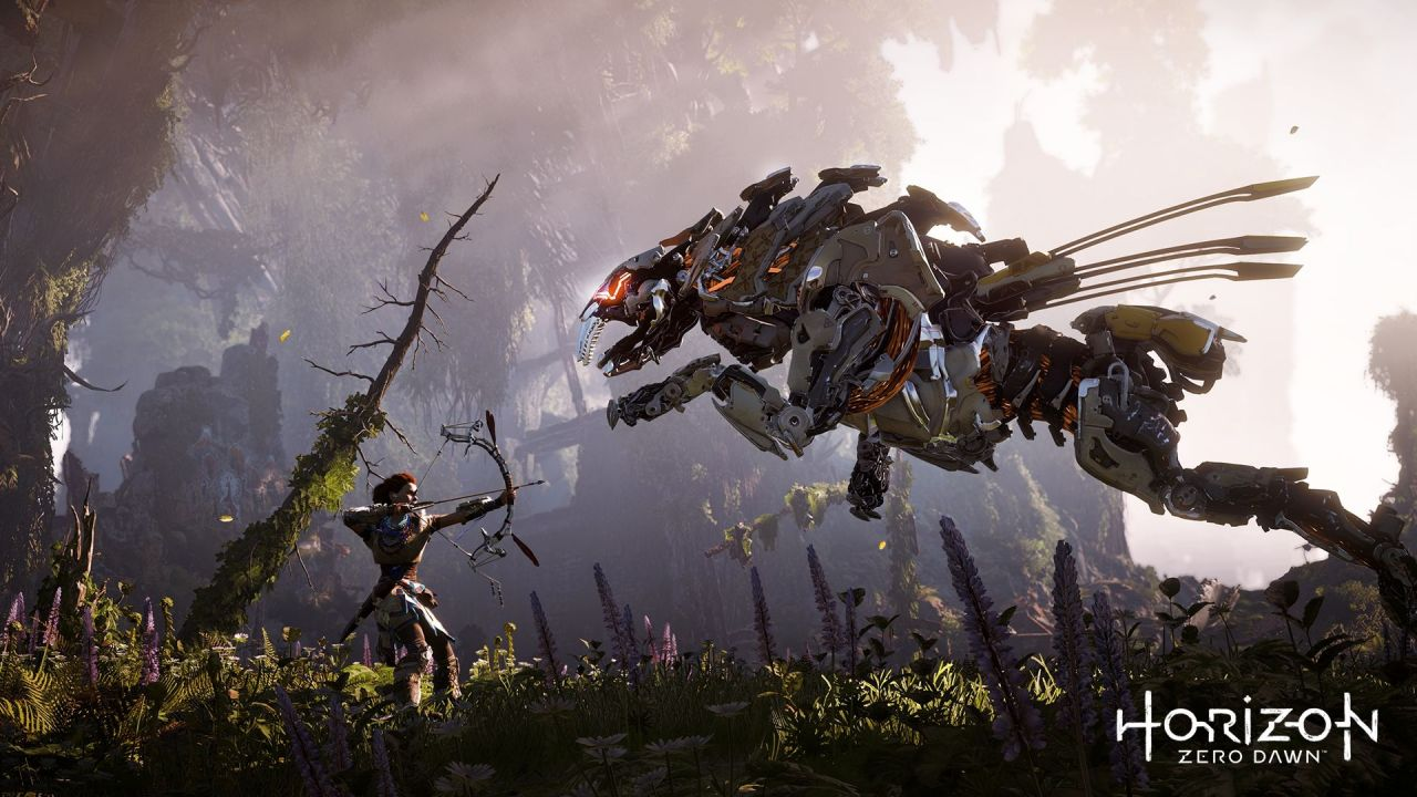 Horizon Zero Dawn : Un trailer pour patienter