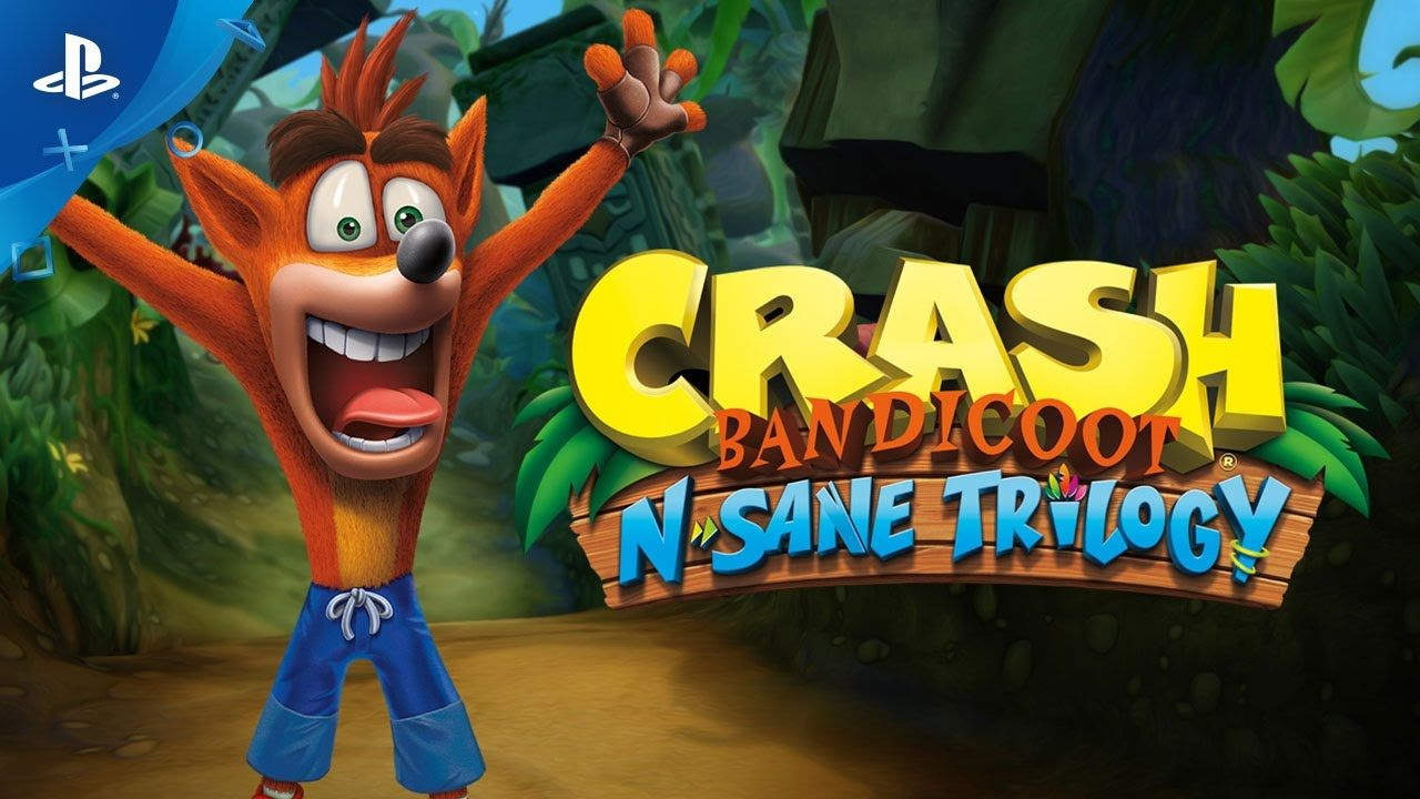Crash Bandicoot N.Sane Trilogy : Quinze minutes de gameplay