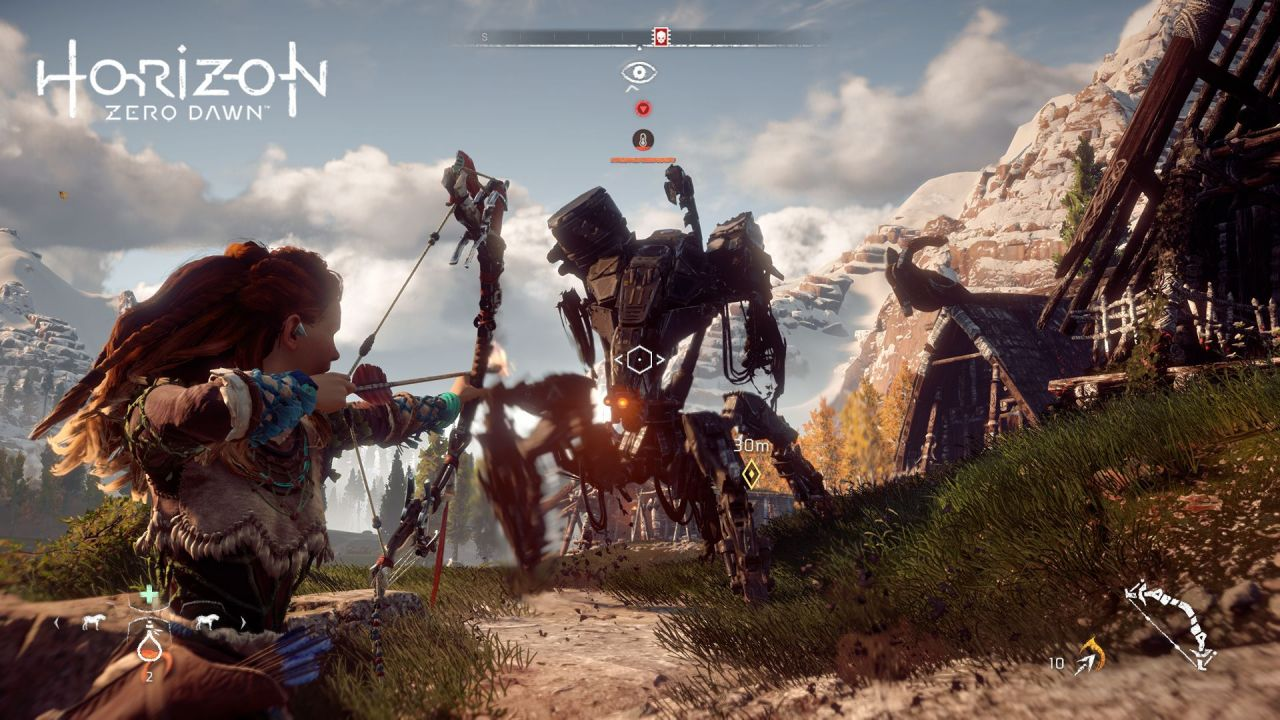 Horizon Zero Dawn : Le patch 1.10 détaillé !