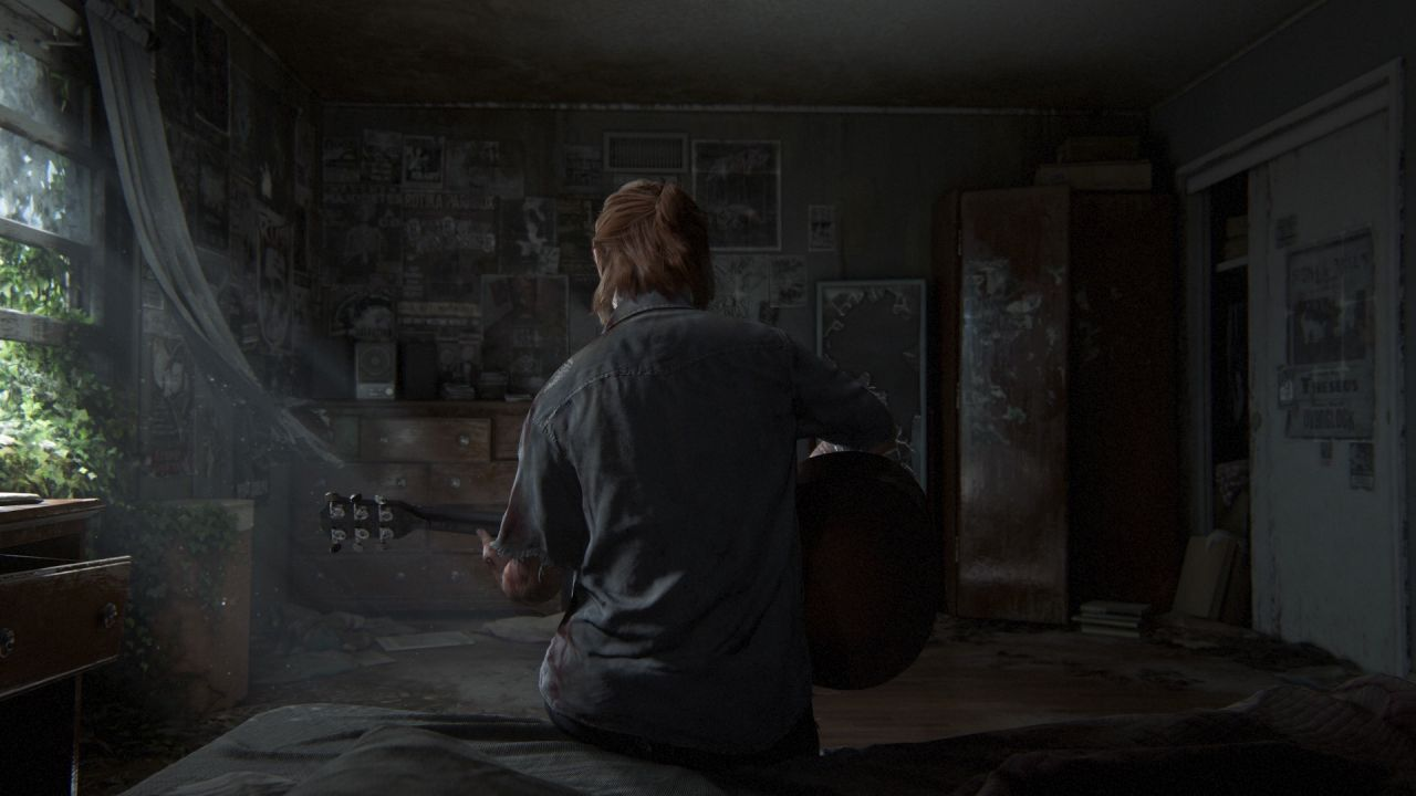 The Last Of Us Part II : Du fun sur le tournage
