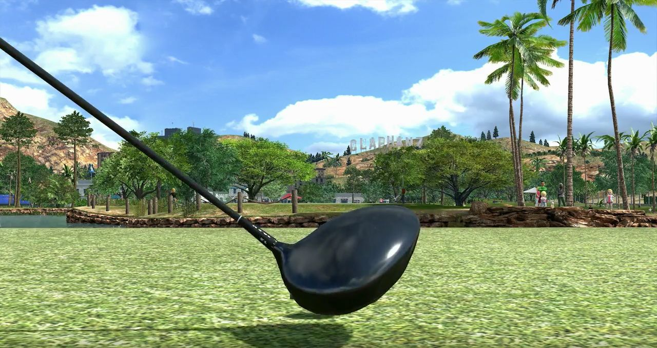Everybody's golf : Trailer d'annonce