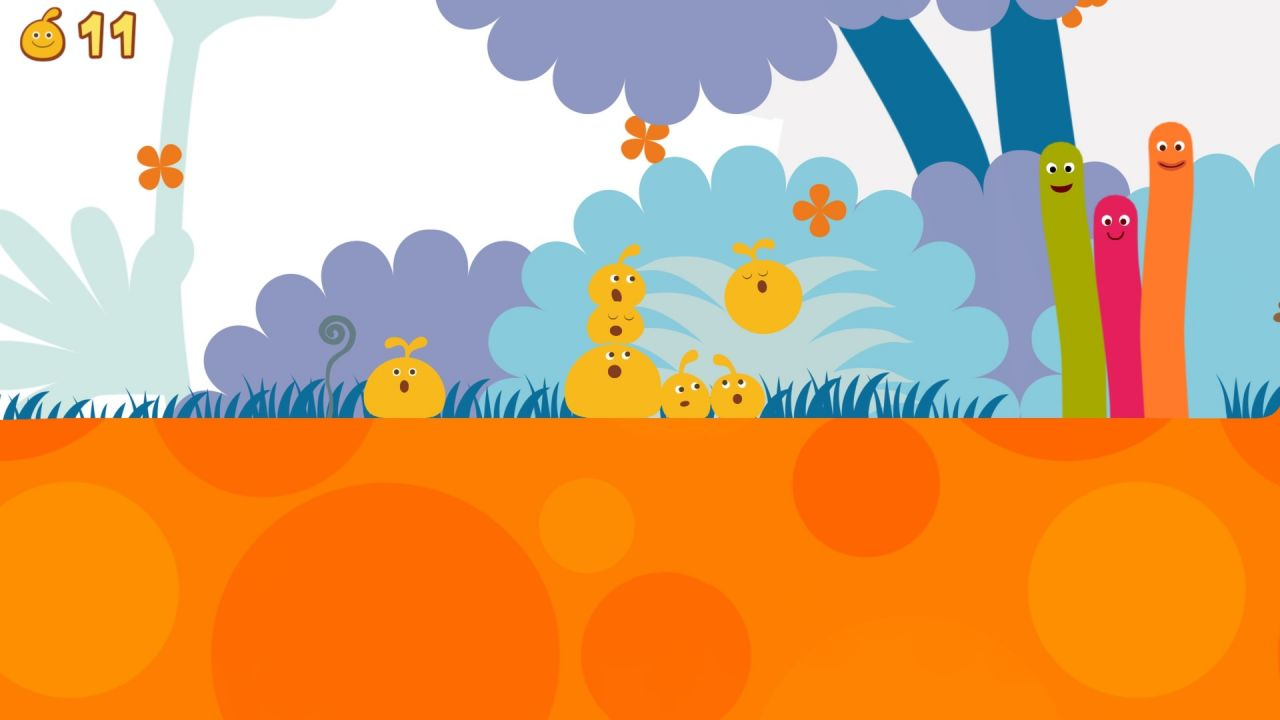 LocoRoco Rematered : Le trailer de lancement PS4