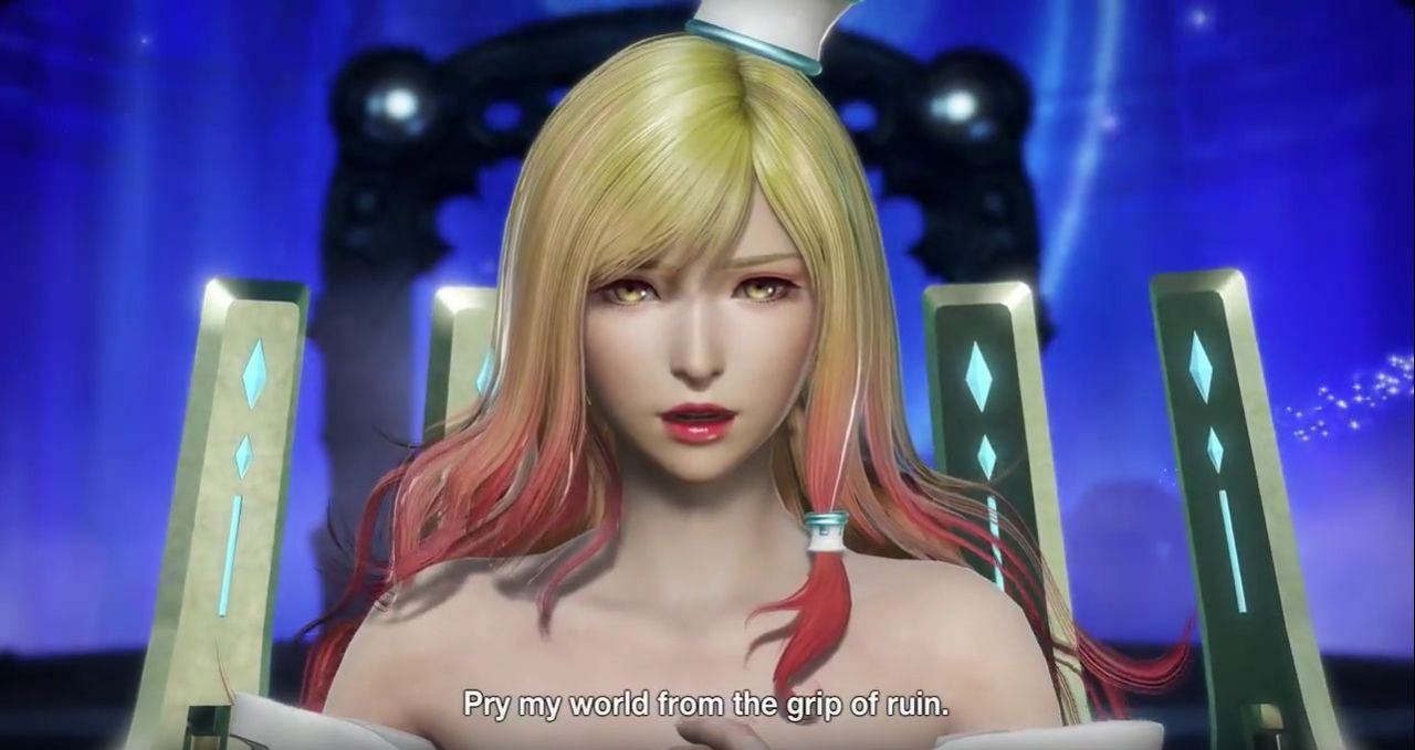 Dissidia Final Fantasy NT : Trailer d'annonce