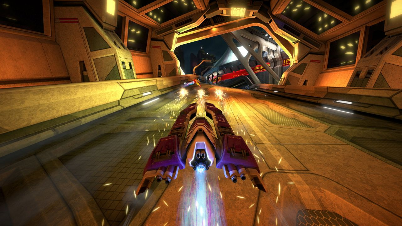 Wipeout Omega Collection : trailer de lancement