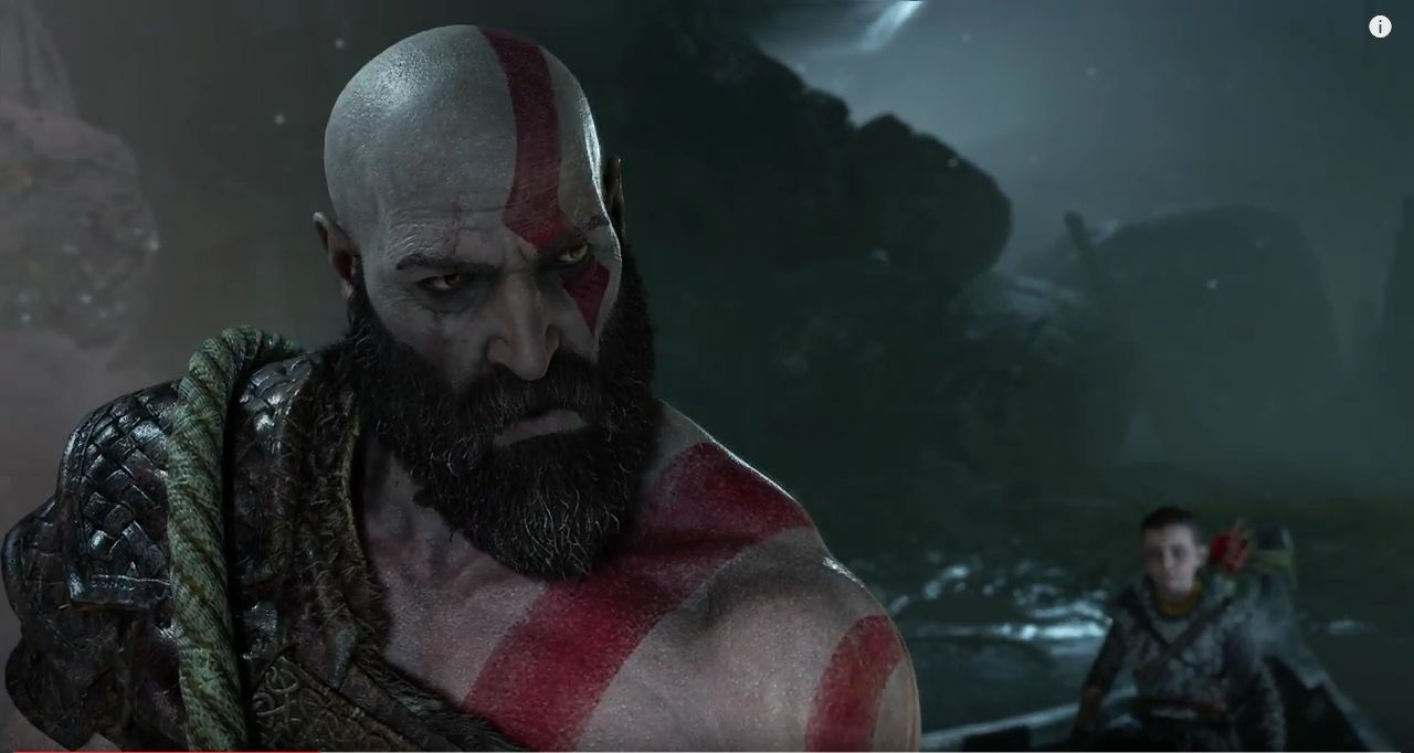 God of War : Trailer de gameplay