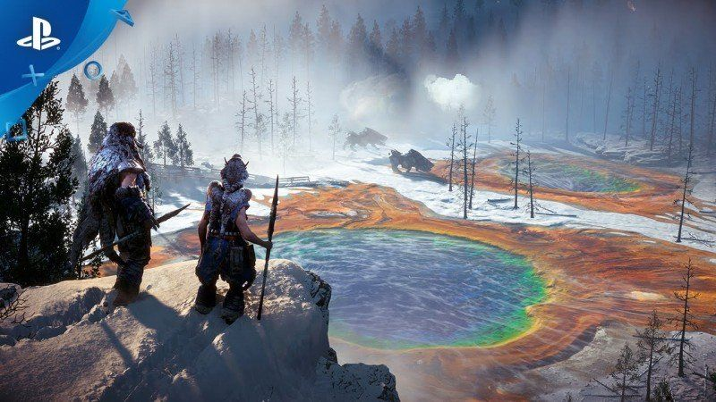 E3 2017 : Aloy risque d'avoir un peu froid avec l'extention The Frozen Wilds !