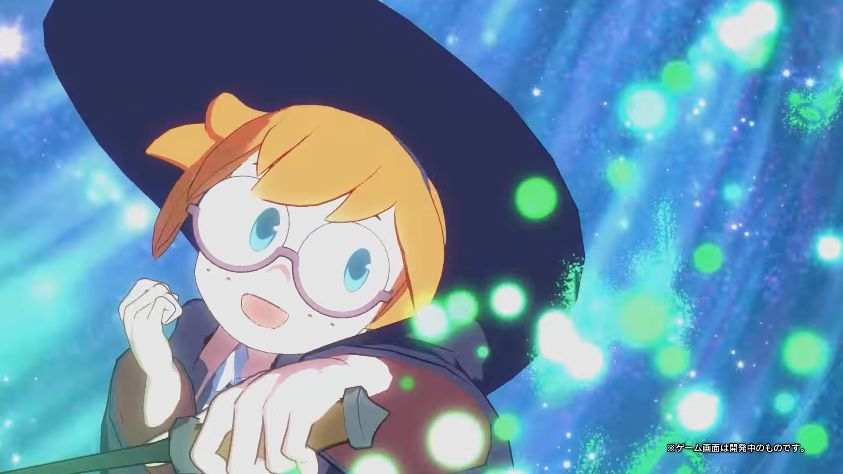 Little Witch Academia : Une date pour le Japon