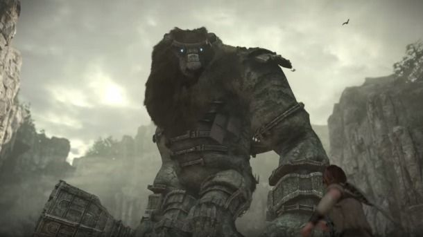 Shadow of the Colossus : Trailer TGS 2017