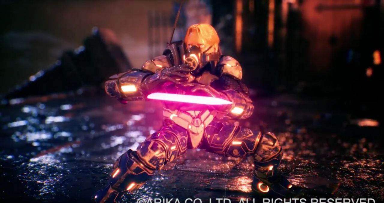 Arika's Unknown fighting game : Doctrine Dark dévoilé