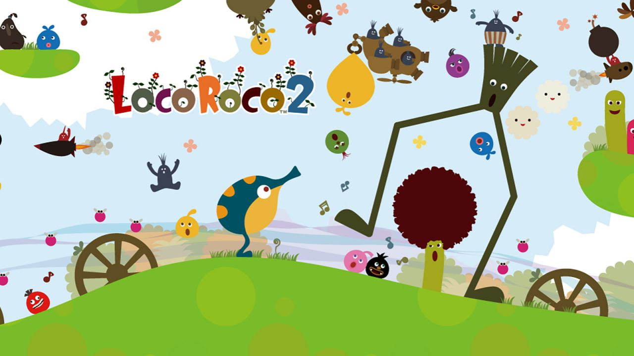 PGW 2017 : Sony annonce LocoRoco 2 Remastered sur PS4