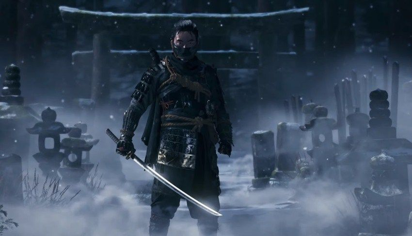 PGW 2017 : Sucker Punch révèle enfin son Ghost of Tsushima