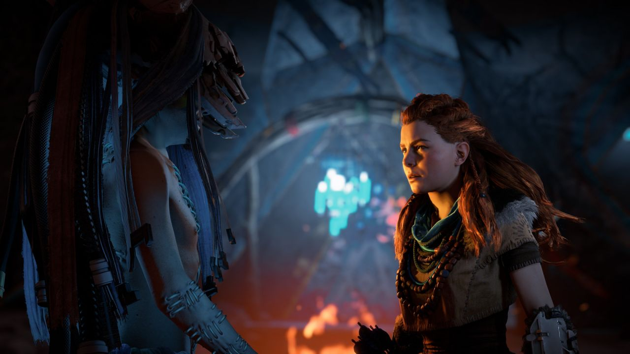 Horizon Zero Dawn : 12 minutes de gameplay pour l'extension