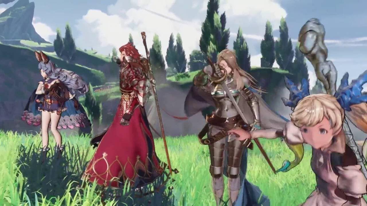 Grandblue Fantasy Re: Link