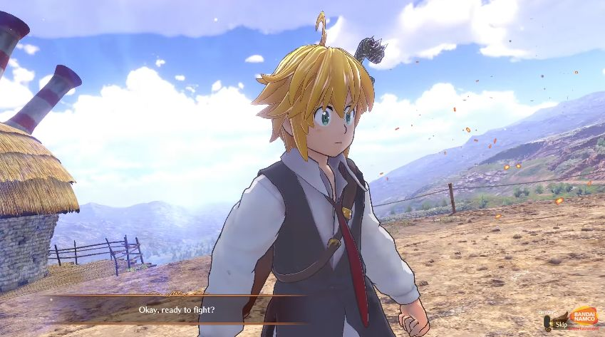 The Seven Deadly Sins - Knights of Britannia : Le nouveau trailer
