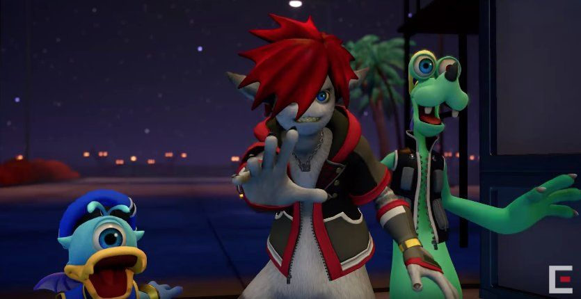 Kingdom Hearts 3 : Un trailer monstrueux