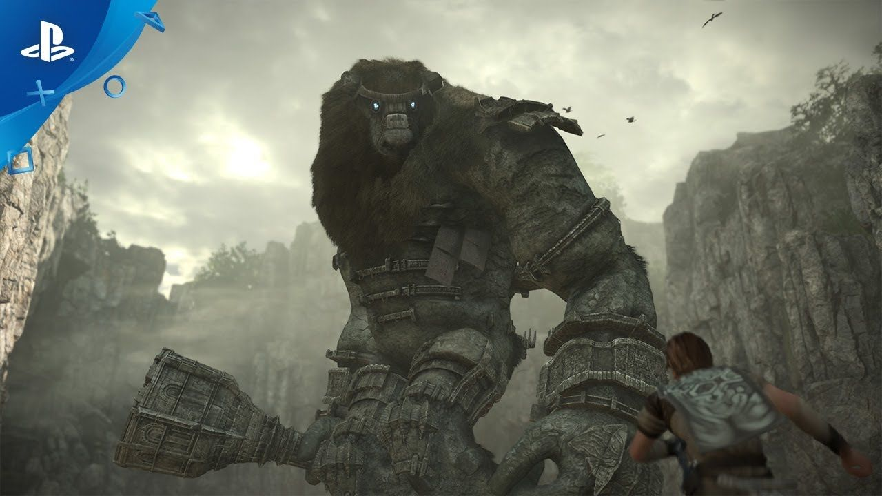 Shadow of the Colossus : Le remake surpasse l'original au Royaume-Uni