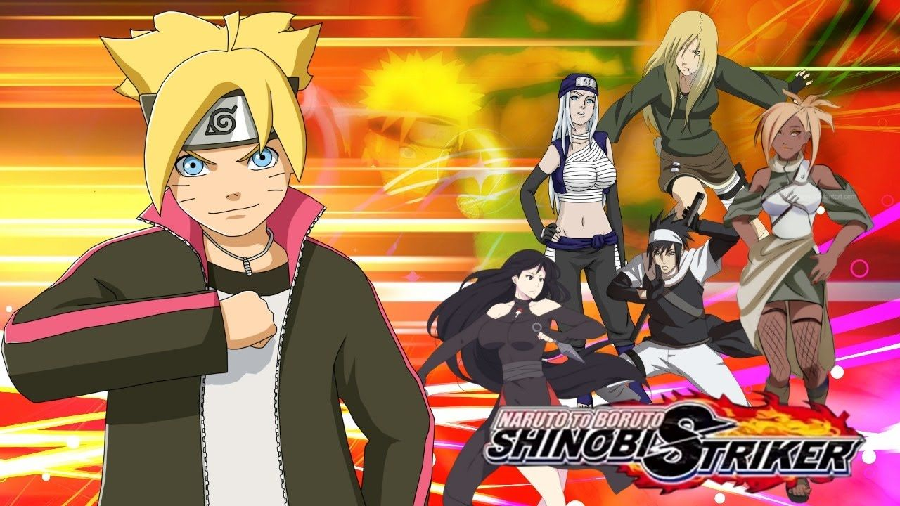 Naruto to Boruto : Shinobi Striker en beta ouverte ce week-end