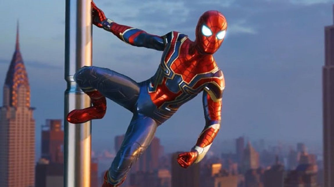Marvel's Spider-Man : Insomniac Games dévoile l'Iron-Spider
