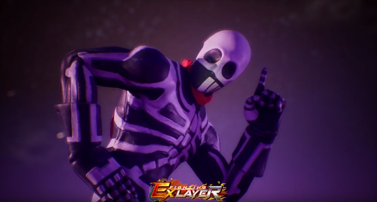 Fighting EX Layer : 12 minutes de gameplay