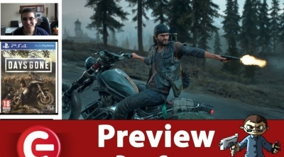 Days Gone - Le test de la version de preview, et une nouvelle présentation du Playstation Access !