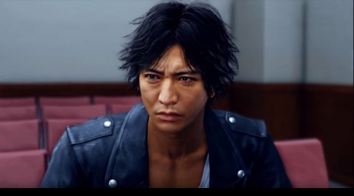 Judgment : Trailer d'annonce occidental