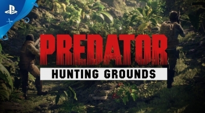Predator Hunting grounds : trailer d'annonce