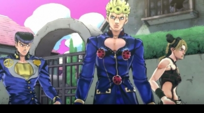 JoJo's Bizarre Adventure Eye of Heaven : Trailer occidental