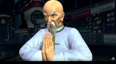 The King of Fighters XIV : Chin, Tung et Choi