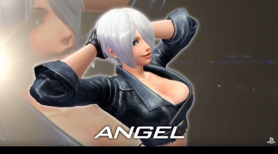 The King of fighters XIV : L'équipe Mexico