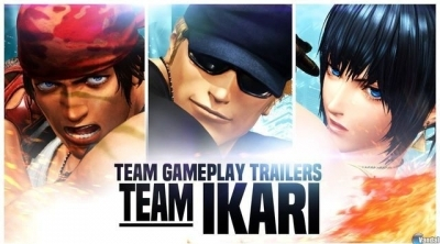 The King of fighters XIV : L'équipe Ikari