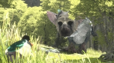 The Last Guardian : un lot de cinq nouvelles images