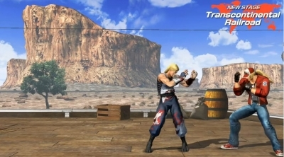 The King of Fighters XIV : Un trailer pour 2 nouveaux stages