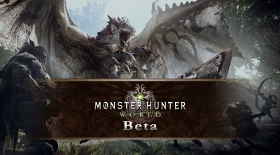 Monster Hunter World livre des détails sur sa beta