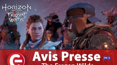 Horizon Zero Dawn - The Frozen Wilds : La bande-annonce accolades !