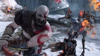 God of War : Plus de 3,1 millions de ventes en 3 jours