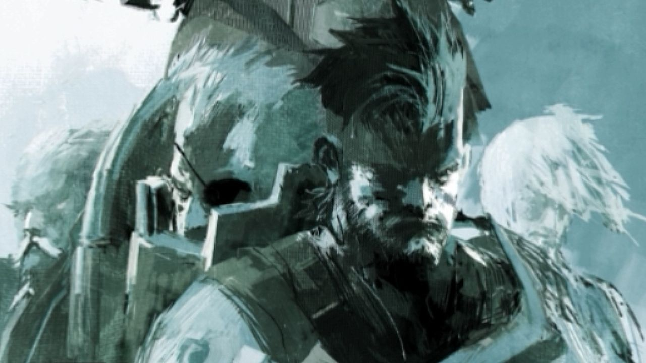 Metal Gear Solid : Digital Graphic Novel 2