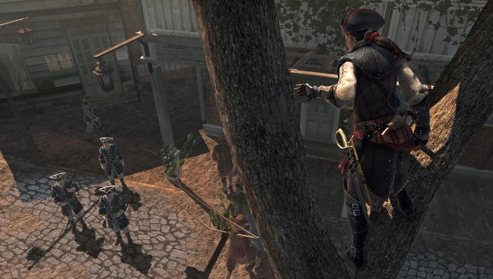 E3 2012 : vidéo de Assassin's Creed 3 !
