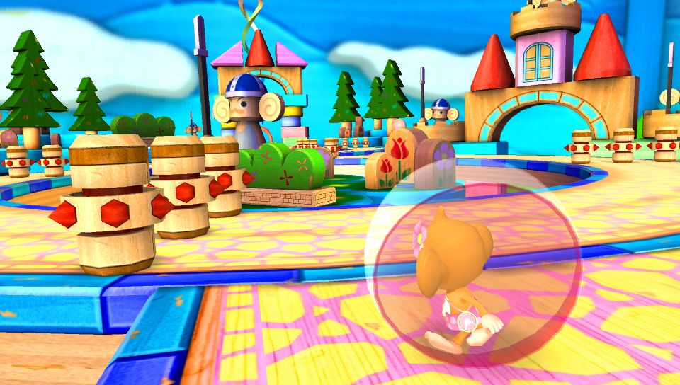 Super Monkey Ball : Le trailer Vita