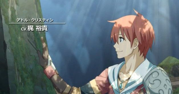 Ys Memories of Celceta : Vidéo de gameplay