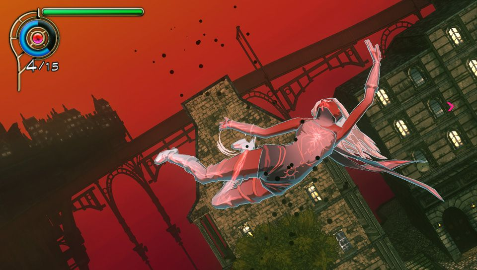 Test : Gravity Rush