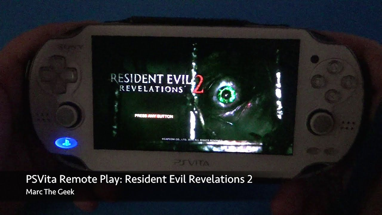 Resident Evil Revelations 2 : Le trailer PS VITA