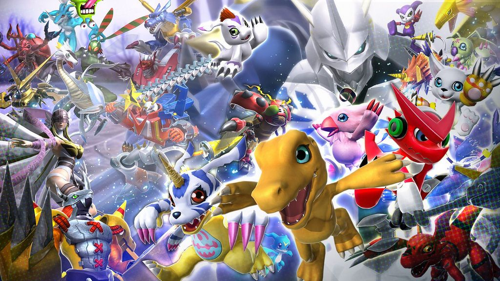 Digimon World Next Order : La date de sortie japonaise